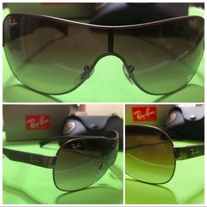 eb2a56a3e027 Ray-Ban Accessories - Ray-ban Unisex Highstreet Wraps NEW
